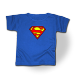 Kindershirt Superman