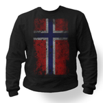 Norway Flag Sweatshirt