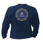 FBI Logo Sweatshirt