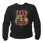 US Route 66 Sweatshirt